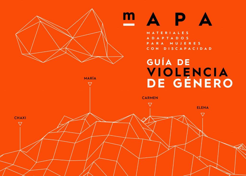 Proyecto MAPA - Guía Violencia de Género